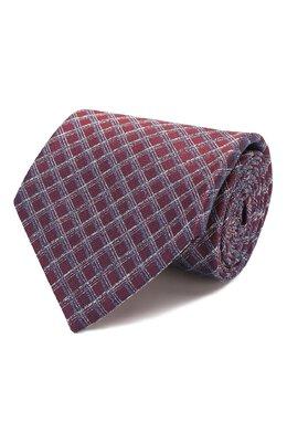 Шелковый галстук Brioni 062H00/P9430
