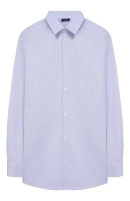 Хлопковая рубашка Dal Lago N402M/1165/17/L-18/XL