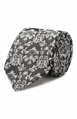 Шелковый галстук Dolce&Gabbana GT149E/G0JIX