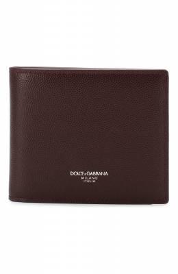 Кожаное портмоне Dolce&Gabbana BP1321/AZ601