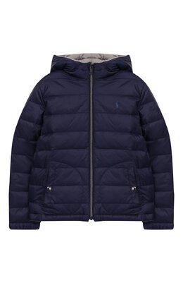 Двусторонняя пуховая куртка Polo Ralph Lauren 321760279