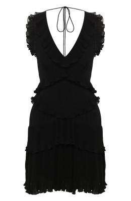 Платье с оборками Zimmermann 7624DRSUP