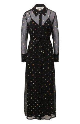 Шелковое платье Diane Von Furstenberg 13785DVF