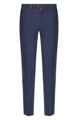 Шерстяные брюки Kiton UFPP79K06S11