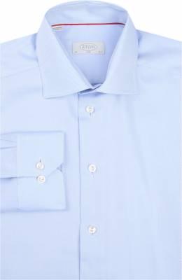 Приталенная сорочка с воротником кент Eton 3100 79511