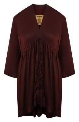 Шелковая блузка Uma Wang A9 M UP1014
