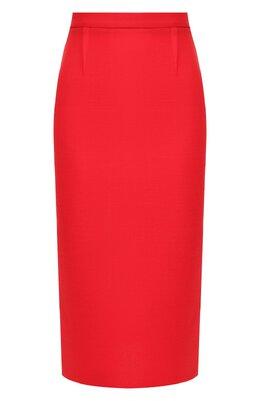 Шерстяная юбка Roland Mouret PW19/S4134/F4044