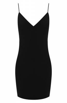 Платье из смеси шерсти и вискозы T By Alexander Wang 4WC2196003