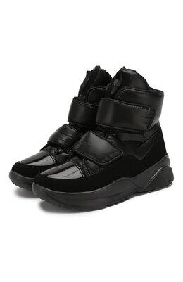 Текстильные ботинки Jog Dog 1605R/DR_ZAFFTU0N0BALTIC0/W