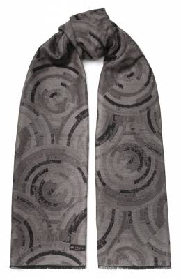 Шелковый шарф Kiton USCIACX02S60