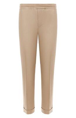 Хлопковые брюки Neil Barrett PBPA635/L032