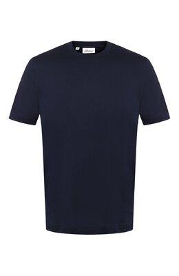 Хлопковая футболка с круглым вырезом Brioni UJ9M0L/PZ600
