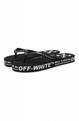 Шлепанцы Off-White 0MIA131R20D270011000