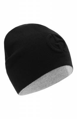 Шерстяная шапка Giorgio Armani 747003/9A500