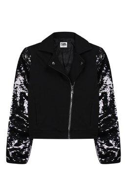 Куртка Karl Lagerfeld Kids Z16068