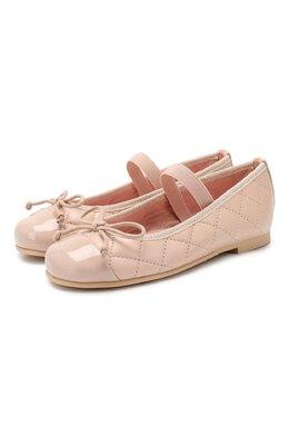 Кожаные балетки Pretty Ballerinas 48.405/SHADE/C0T0N
