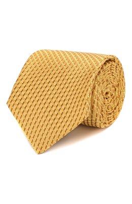 Шелковый галстук Canali 18/HJ02611