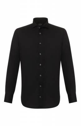 Хлопковая сорочка Van Laack RES0-SFN/150018