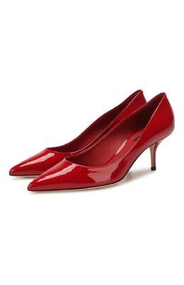 Кожаные туфли Cardinale Dolce&Gabbana CD1494/A1471