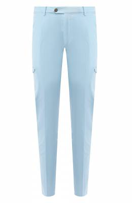 Хлопковые брюки-карго Andrea Campagna SC MILAN0 CARG0/TS0001X