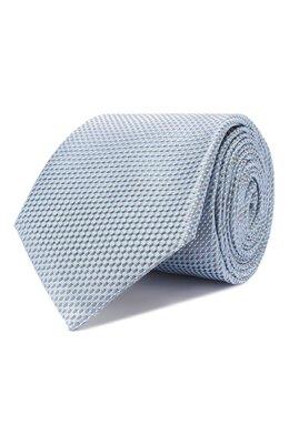 Шелковый галстук Canali 18/HJ02707