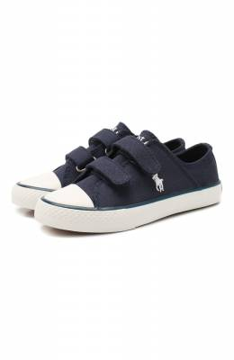 Текстильные кеды Polo Ralph Lauren RF100847/CHILDREN