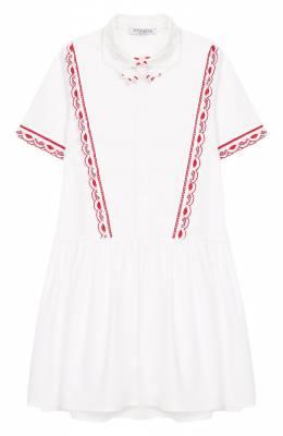 Хлопковое платье Vivetta 91 VB110/VID