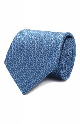 Шелковый галстук Canali 18/HJ02609