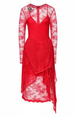 Платье Ermanno Ermanno Scervino 45T AB24 PIZ