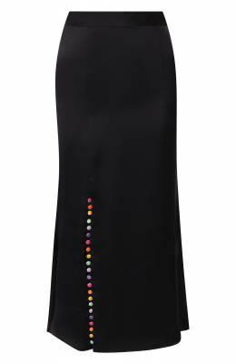Шелковая юбка Olivia Rubin 0R0078/HANNA SLIP SKIRT