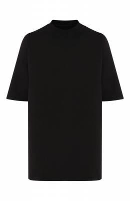 Хлопковая футболка Rick Owens DRKSHDW DU19F6274 F