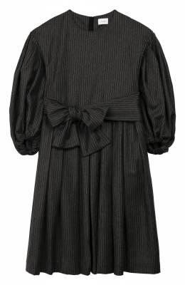 Шерстяное платье Unlabel EMI-3/06-IN104/12A-16A