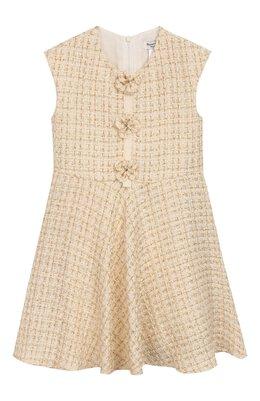 Твидовое платье David Charles 741