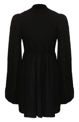 Платье из смеси вискозы и шерсти Wandering WGW19411