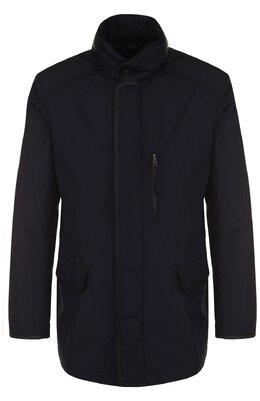 Куртка на молнии с воротником-стойкой Brioni SFMZ0L/P7805
