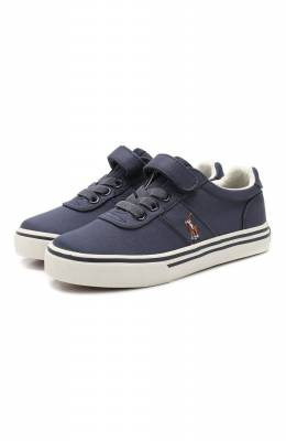 Текстильные кеды Polo Ralph Lauren RF100915/CHILDREN
