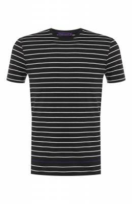 Хлопковая футболка Ralph Lauren 790736434