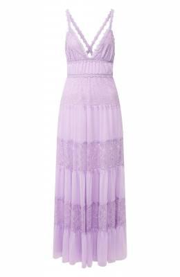 Платье-макси Alice + Olivia CC904016520