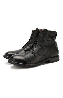 Кожаные ботинки Moma 2CW022-CUM