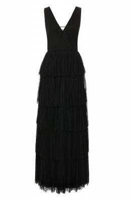Платье-макси Alice + Olivia CG906077507