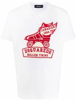 Dsquared2 футболка с логотипом S74GD0678S22507