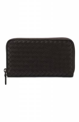 Кожаный кошелек Bottega Veneta 114076/V001N