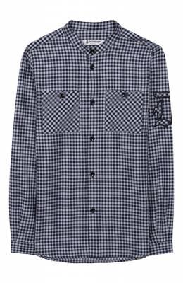 Хлопковая рубашка Dondup BC070/TY0017B/Z09