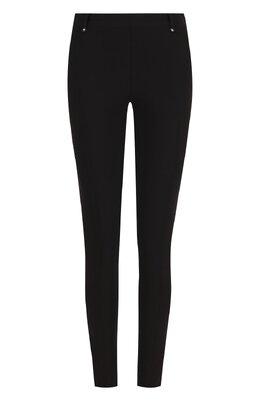 Однотонные шерстяные брюки-скинни Tom Ford PAW177-FAX431