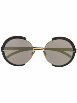 Mykita солнцезащитные очки в круглой оправе HOUSTON