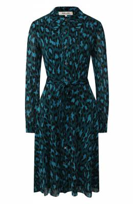 Платье из вискозы Diane Von Furstenberg 13655DVF