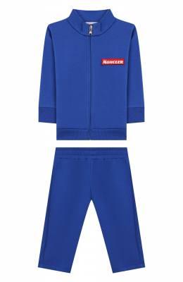 Комплект из кардигана и брюк Moncler Enfant E2-951-88140-00-80996