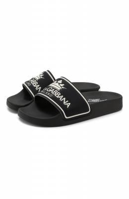 Шлепанцы Dolce&Gabbana DD0318/AZ606/29-36