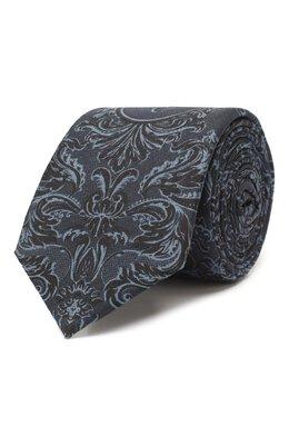 Шелковый галстук Dolce&Gabbana GT149E/G0WMJ