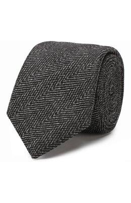 Шелковый галстук Dolce&Gabbana GT149E/G0JKF